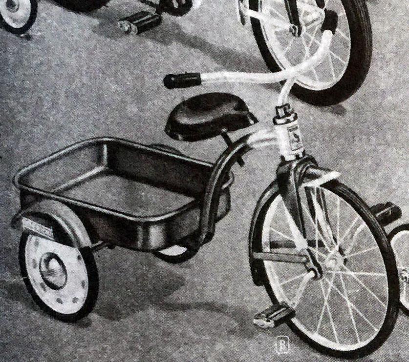 1950s Hettrick Pedalwagon 21