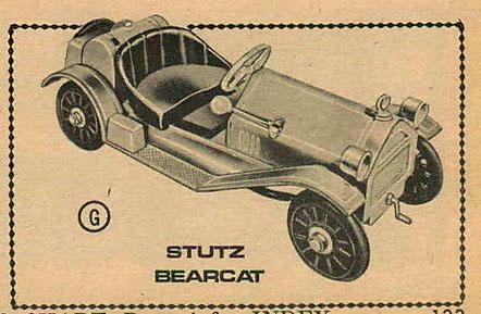 1969 STUTZ BEARCAT 2