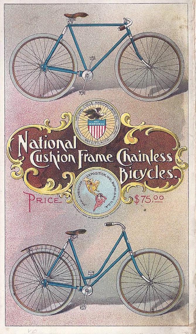 national cushion frame chainless 38