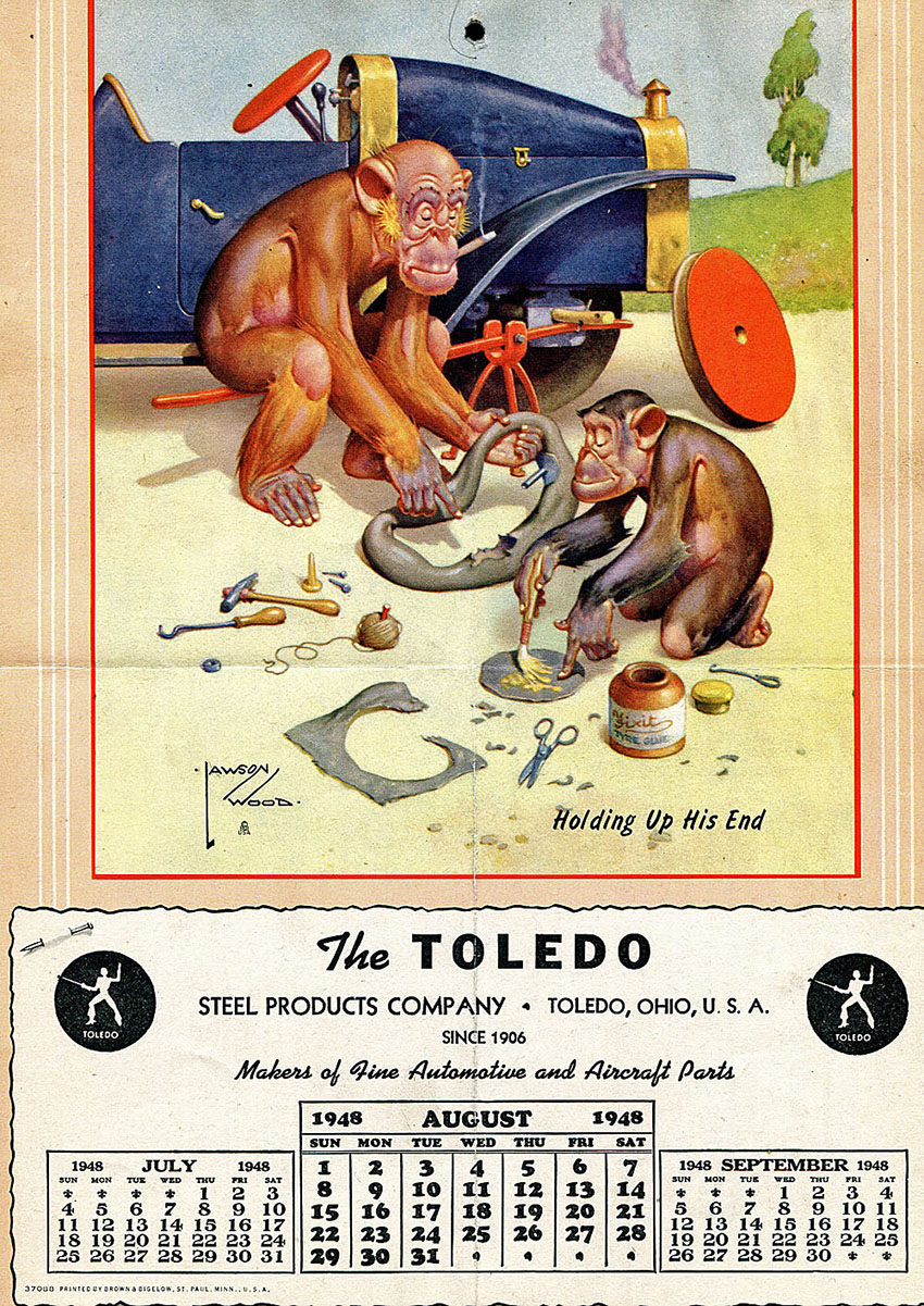 toledo steel products 1948
