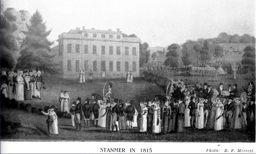 1815 STANMER HOUSE