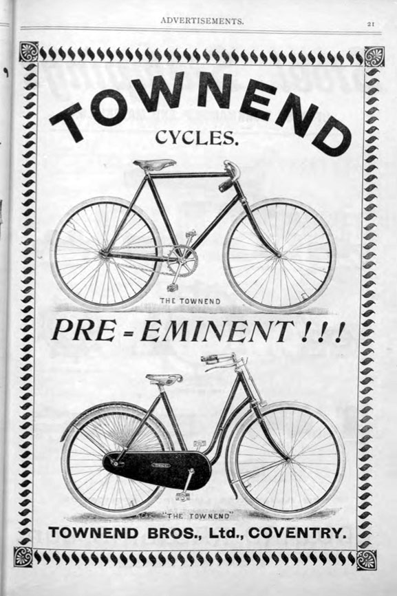 1896 townend