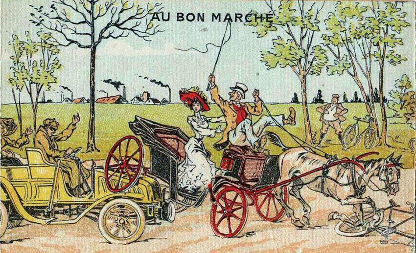 1897 Velo au Bon Marche 9