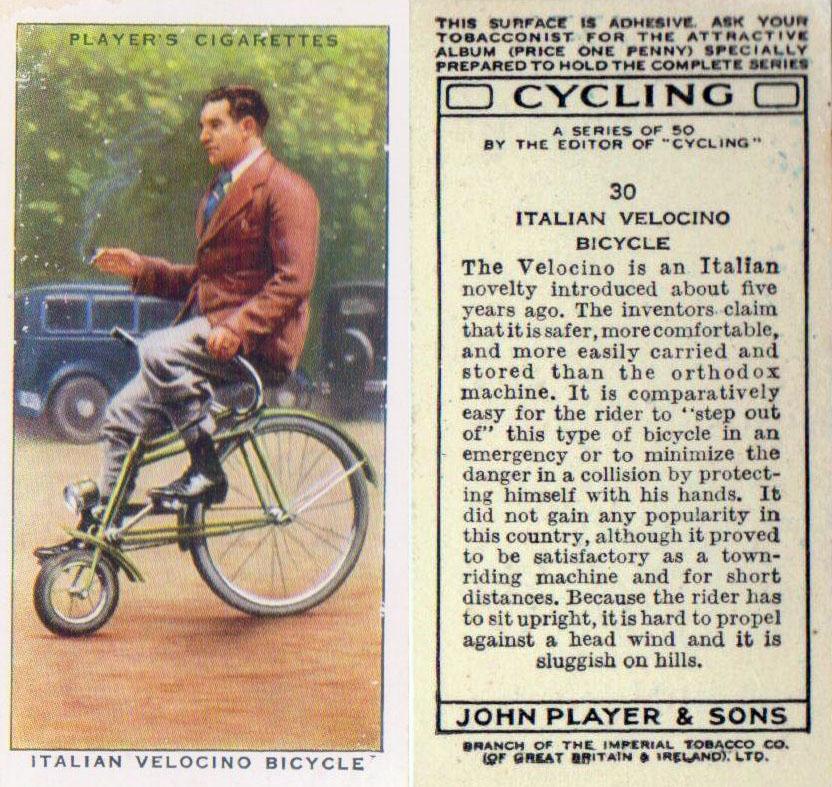 1935 Velocino