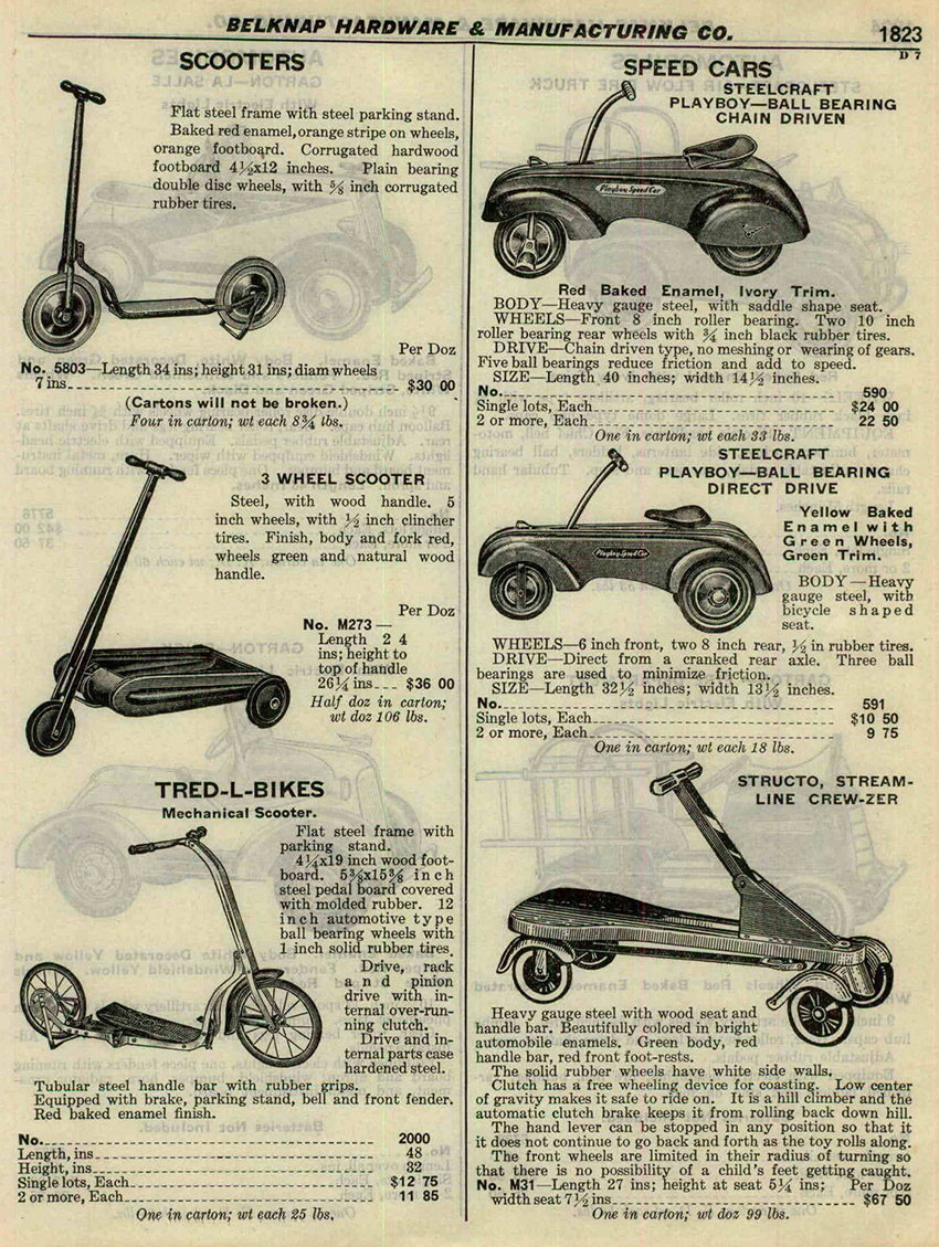 1937 playboy racer