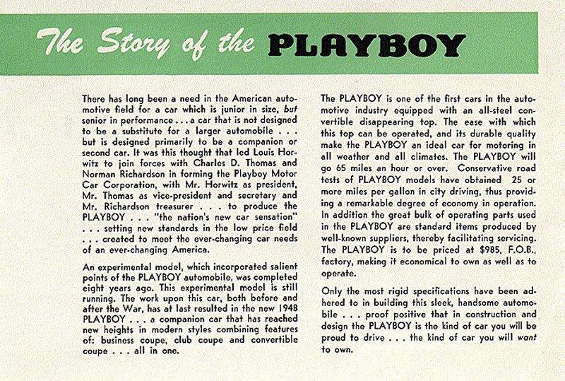 1948 Playboy 2