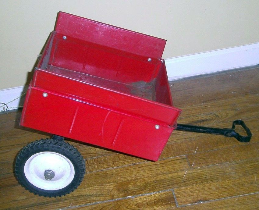 1950s hamilton pedal car trailer 05