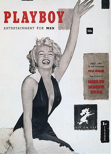 1953 playboy magazine
