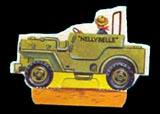 1954 Hamilton ROY ROGERS Jeep