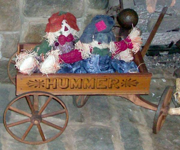 hummer wagon
