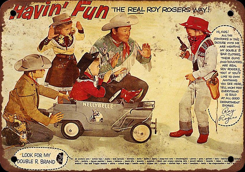 roy rogers hamilton nellybelle jeep