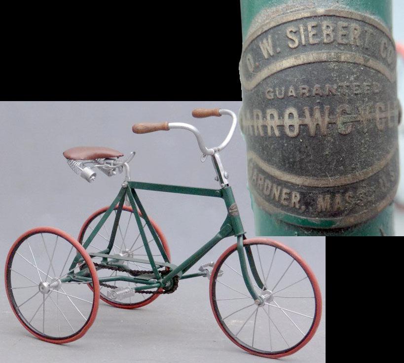 siebert arrowcycle 1927