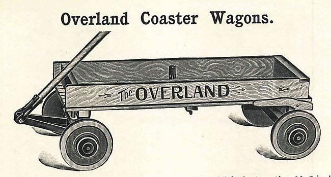 1907 overland 0