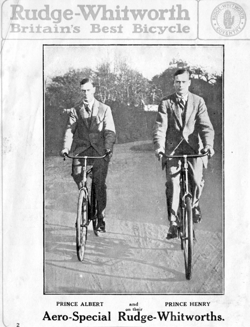 1921 Rudge Whitworth Gents 02