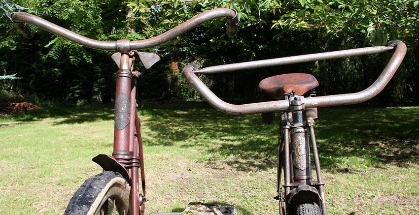 1924 Indian Junior Model 150 Bicycle 82
