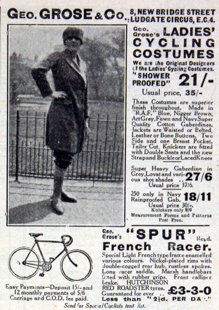 1928 George Grose Spur