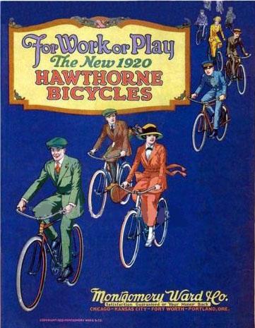 1938 montgomery ward hawthorne