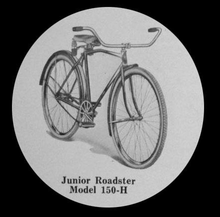 indian 150-h junior roadster