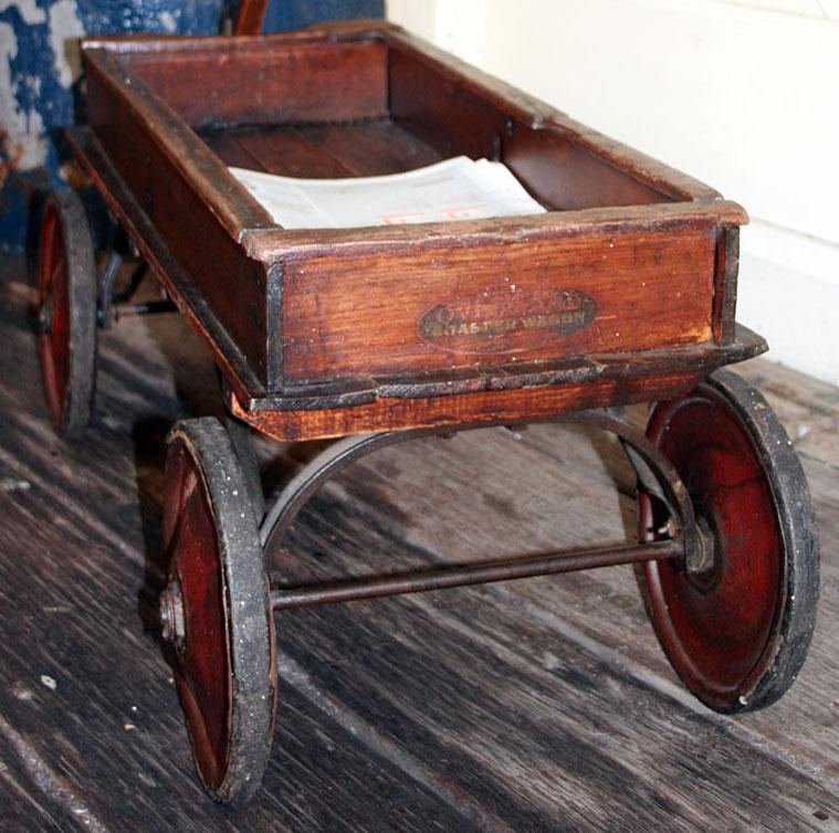 overland coaster wagon 20