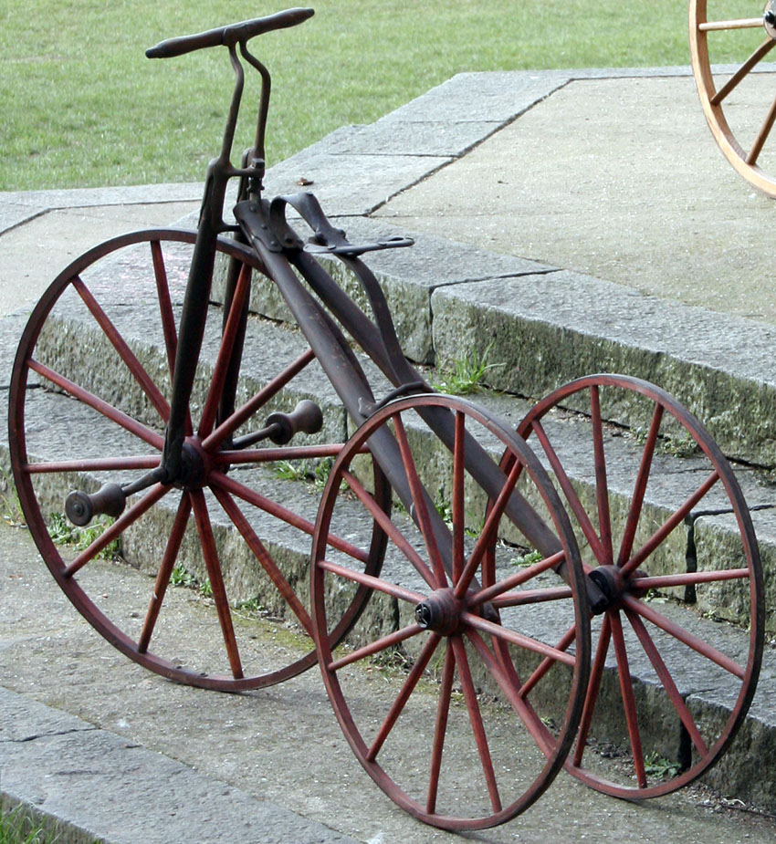 1875 VELOCIPEDE TRICYCLE 09