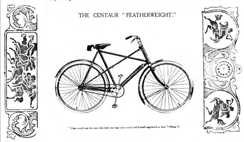 centaur featherweight 2