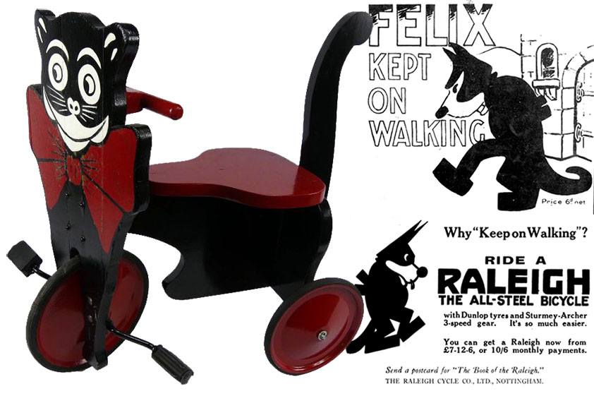 felix-the-cat-tricycle-1920s