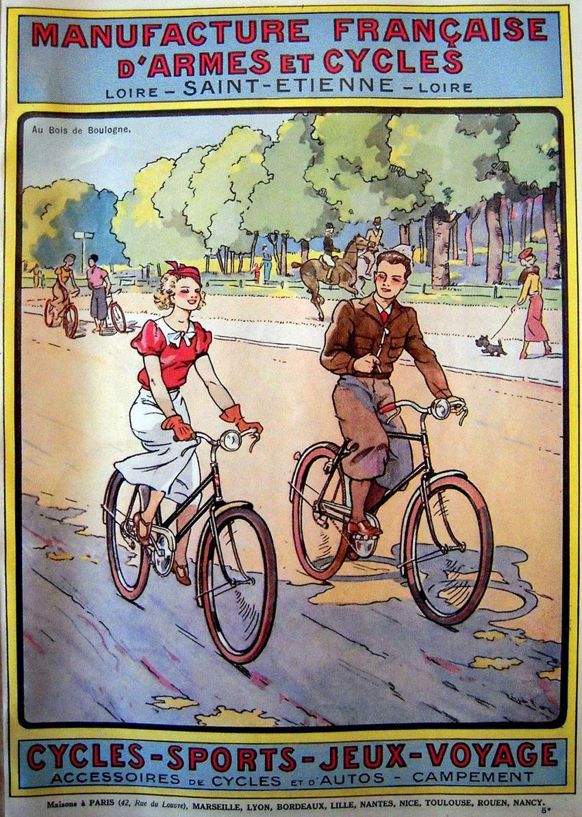 retro directe 1936 manufrance hirondelle