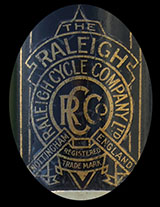 1934 Raleigh X Frame U54463 04