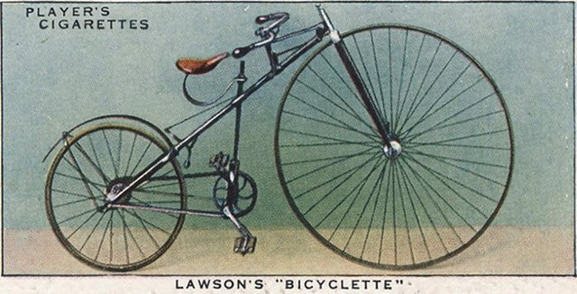 lawsons bicyclette