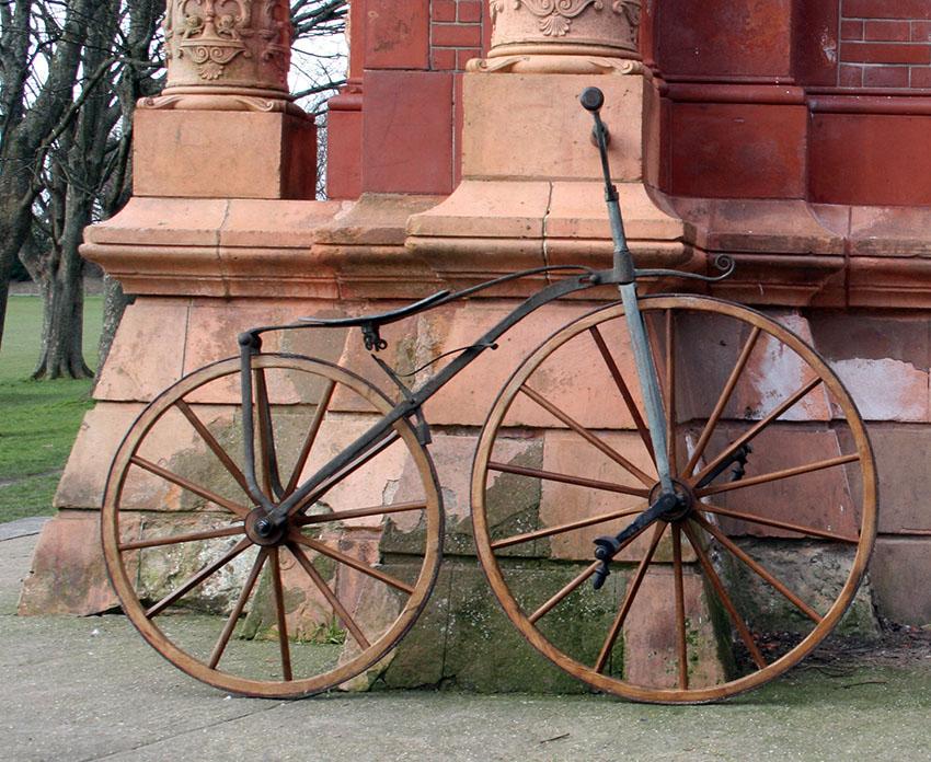 1869 English Velocipede 05