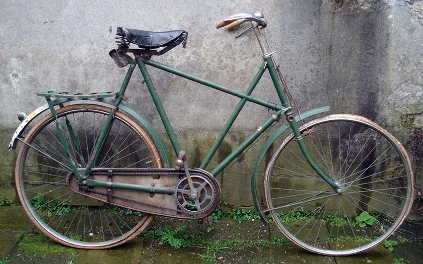 1921 Raleigh X Frame 05