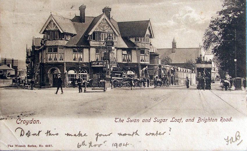 1904 The Brighton Road