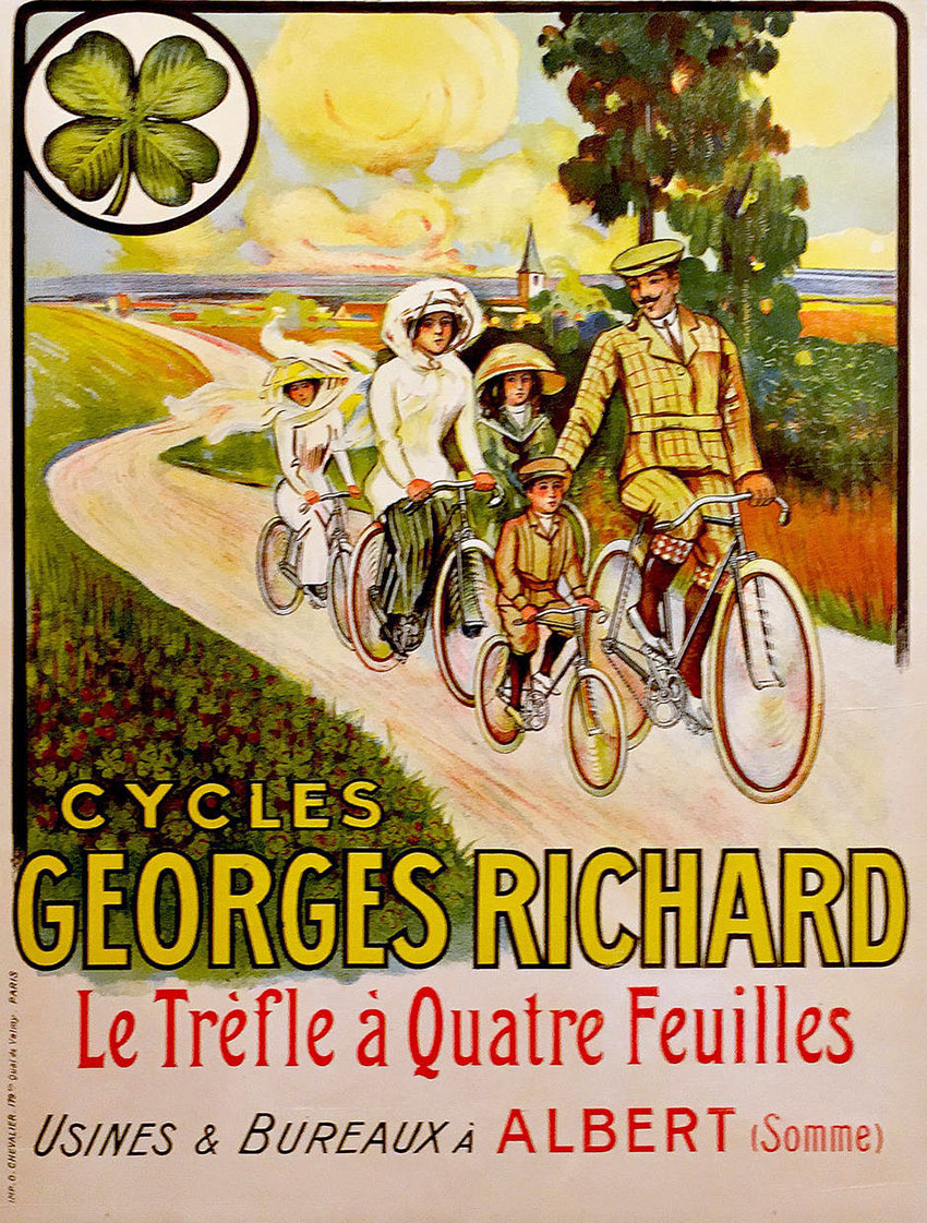 georges richard poster