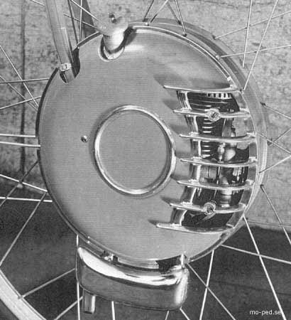 1952 Nordap Velmo Cyclemotor 20