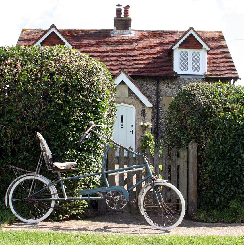 1936 'Cycles Velostable' Recumbent Bicycle 05