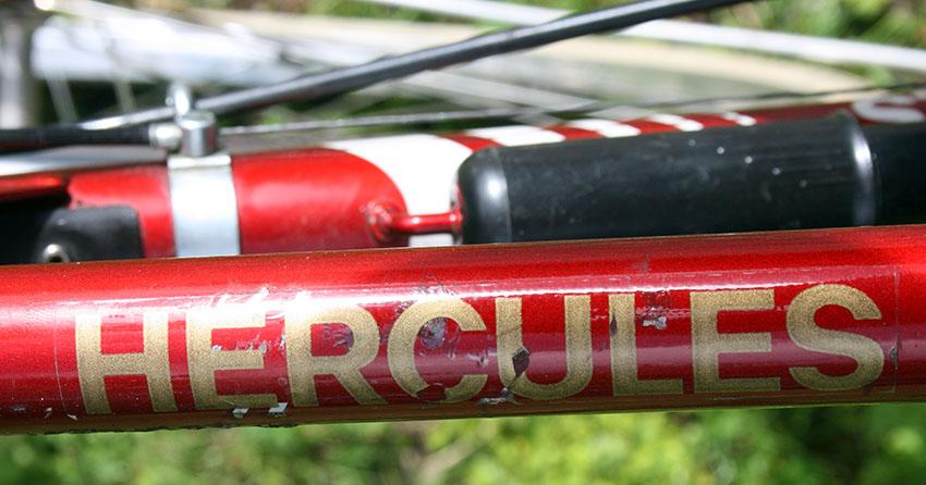 1990 Hercules Cavallo 10