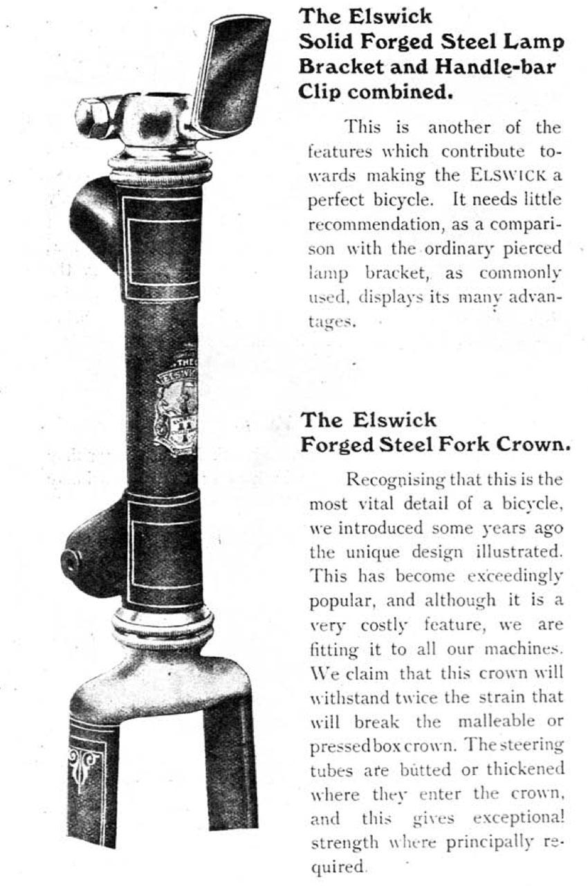 1903 Elswick Truss Frame 99