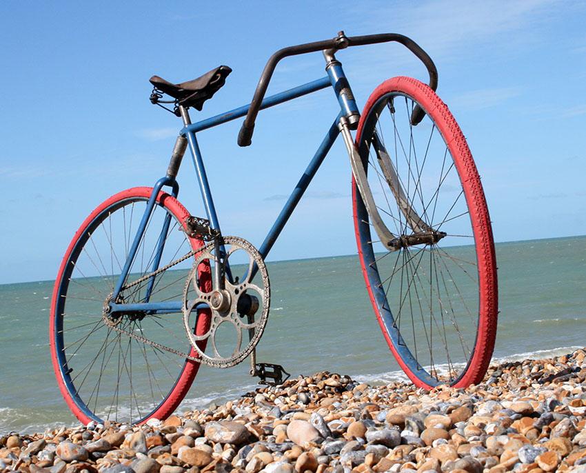 1903 Racycle Pacemaker Springfork 50