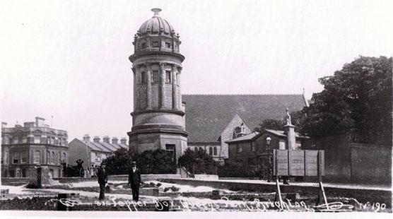 1908 Brighton PepperPot