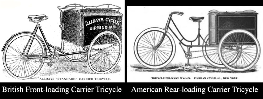 alldays-and-tinkham-carrier-tricycle-comparison