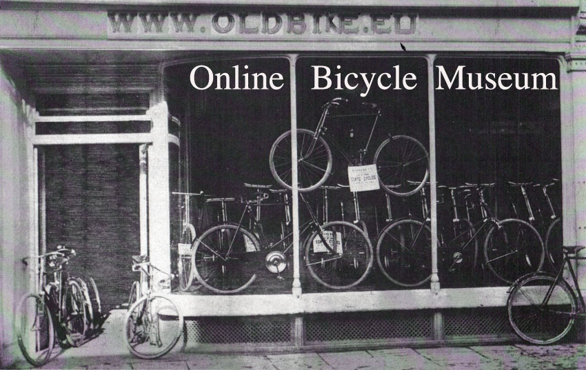 Bicycle Museum Autos Post