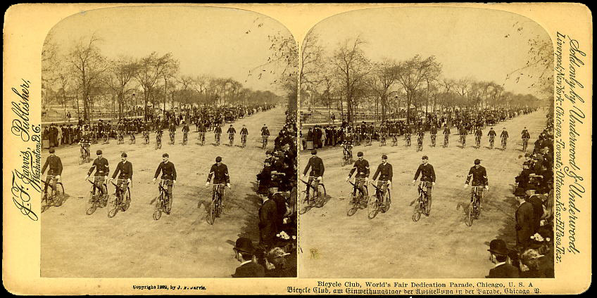 1892_Chicago_Expo_Bicycles