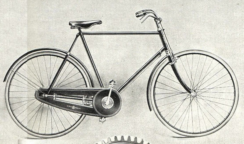 1890s-1920s MEN & BICYCLES | The Online Bicycle Museum