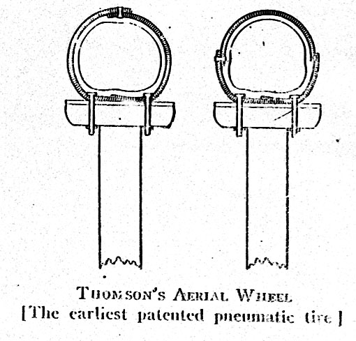 pneumatic tyre patents