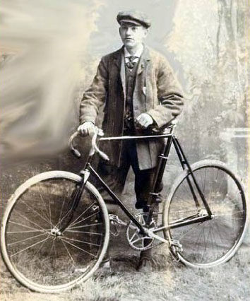 1890s 1920s Men Amp Bicycles The Online Bicycle Museum