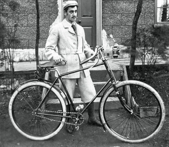 MENS CYCLING OUTFITS The Online Bicycle Museum
