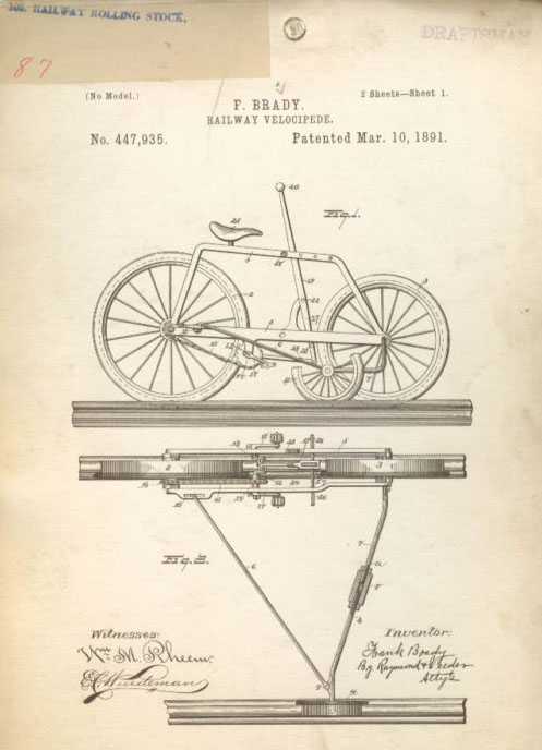 Buy Bicycle Online >> RAILWAY BICYCLES | The Online Bicycle Museum