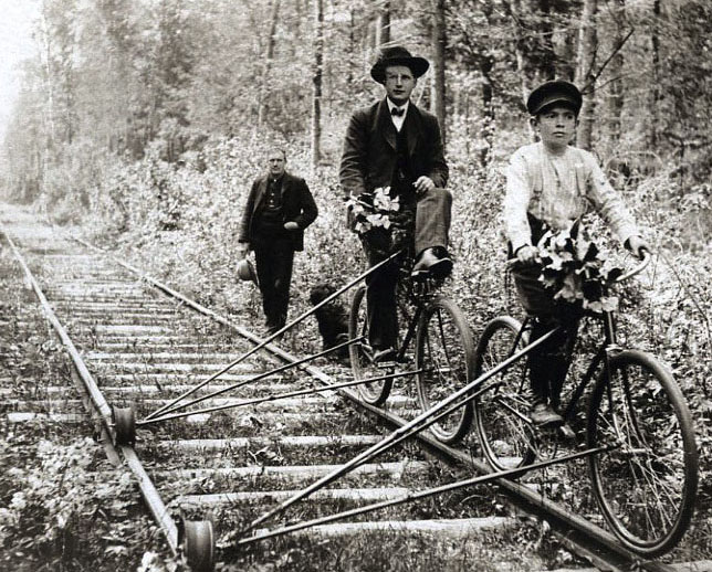 Railway Bicycles The Online Bicycle Museum