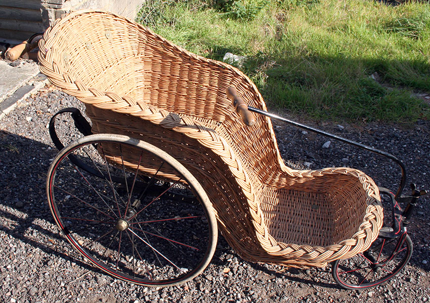 1900 Thomas Hughes Bath Chair 01