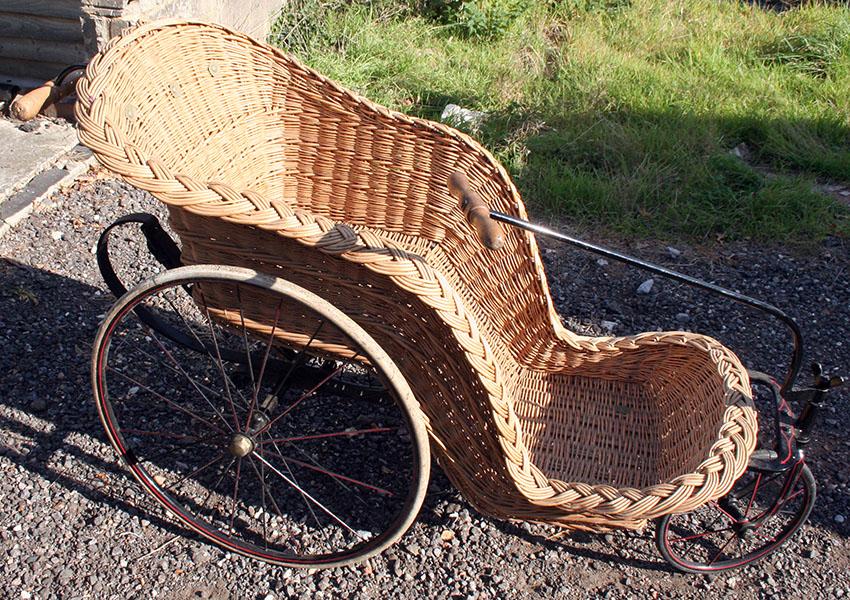 1900 Thomas Hughes Bath Chair 01